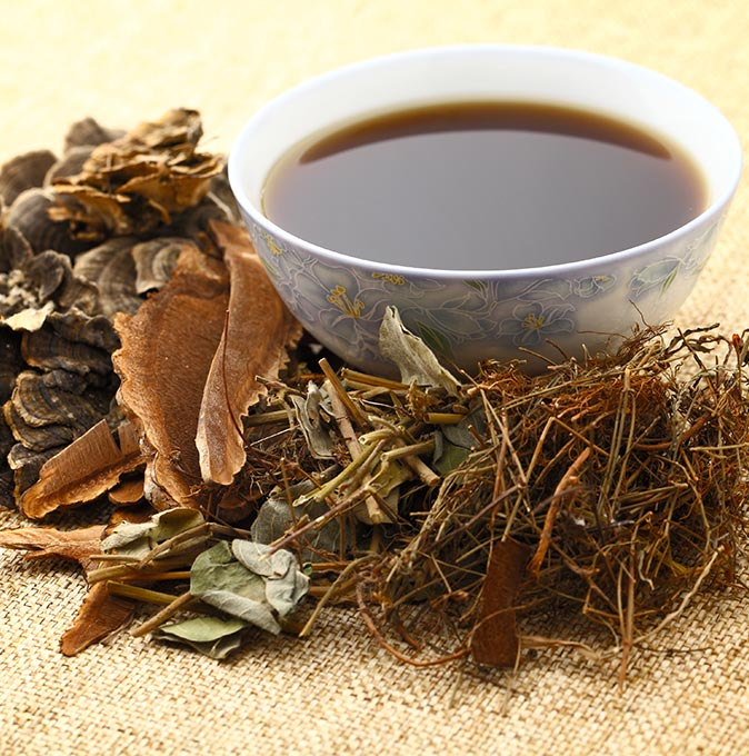 Chinese herbal formulations can be created and taken in many different forms.