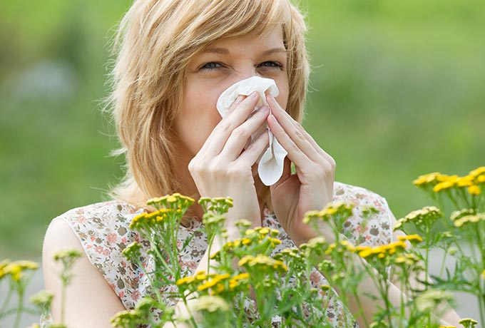 NAET may be able to successfully alleviate your allergy symptoms.