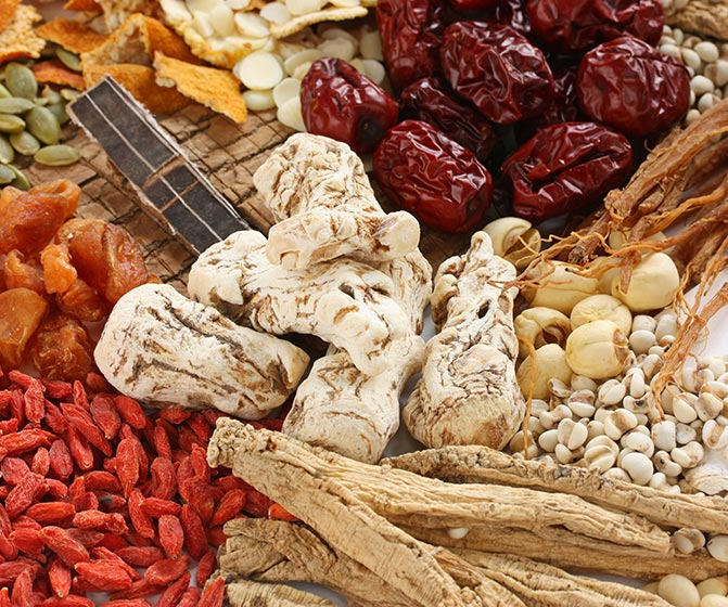 Referrals for Herbal Chinese Medicine